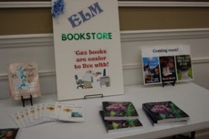 Writers and Authors at ELM