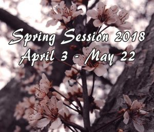 Spring session dates