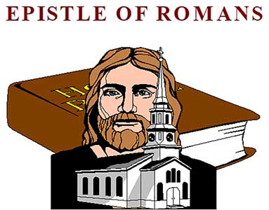 Epistle of Romans collage of pictures