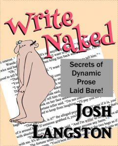 Write Naked book cover