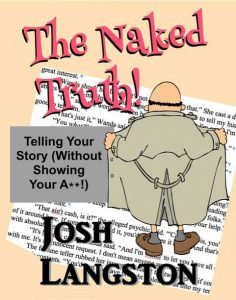 Book cover - The Naked Truth
